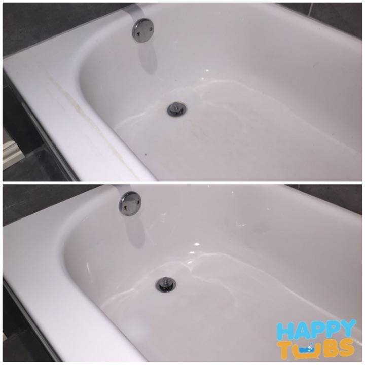 Bathtub Cleaning in North Dallas, TX