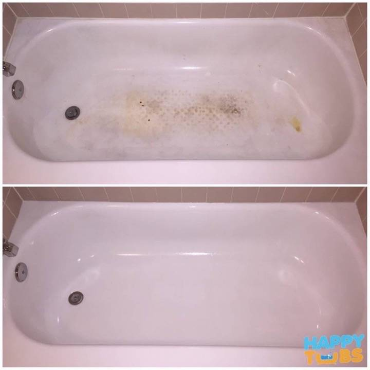 Bathtub Refinishing in Frisco, TX - Happy Tubs