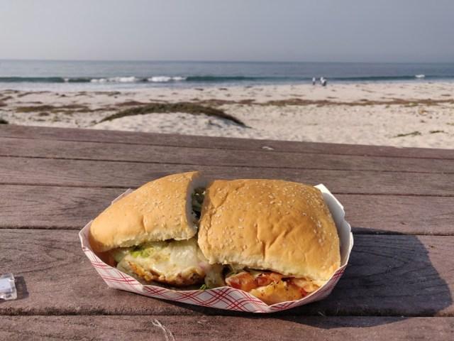Compagno's Market and Deli Sandwich