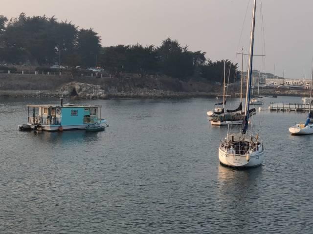 Marina -- Old Fisherman's Wharf