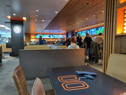 San Francisco Giants Clubhouse Sports Bar