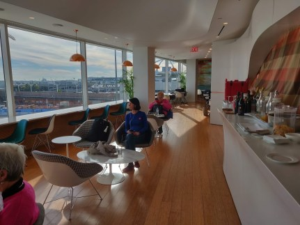 Virgin Atlantic Clubhouse at LAX