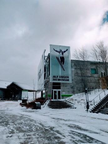 Alf Engen Ski Museum Olympic Park