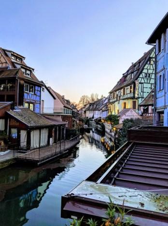 Petite Venice - Colmar - France - Europe