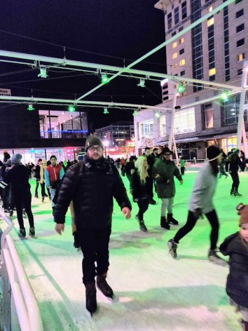 Gallivan Center Ice Skating -- Christmas Events in Salt Lake City