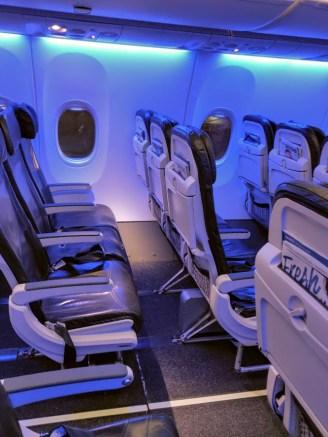Alaska Economy Slimline Seats