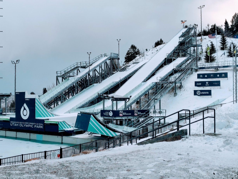 Olympic Park Ski Jumping