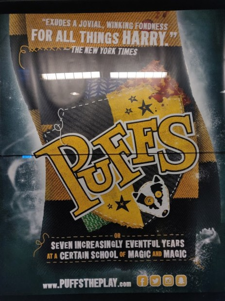 Puffs the Play Poster