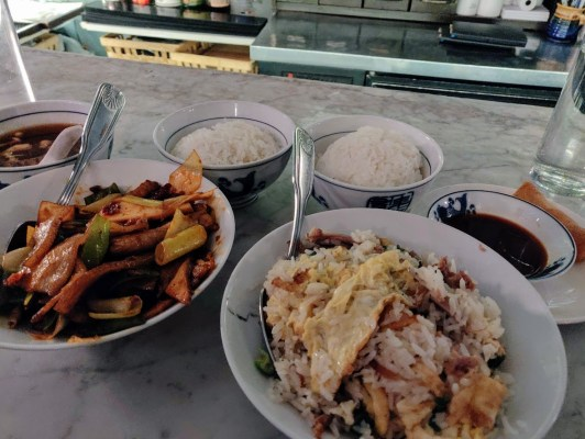 Cafe China Food