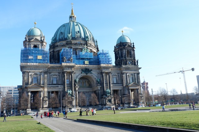 Berlin Cathedral Museum Island Discover Berlin Walking Tour