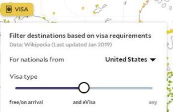 Great Escape Visa Filter