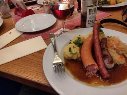 Nante Eck Charlottenberg Sausage Parade