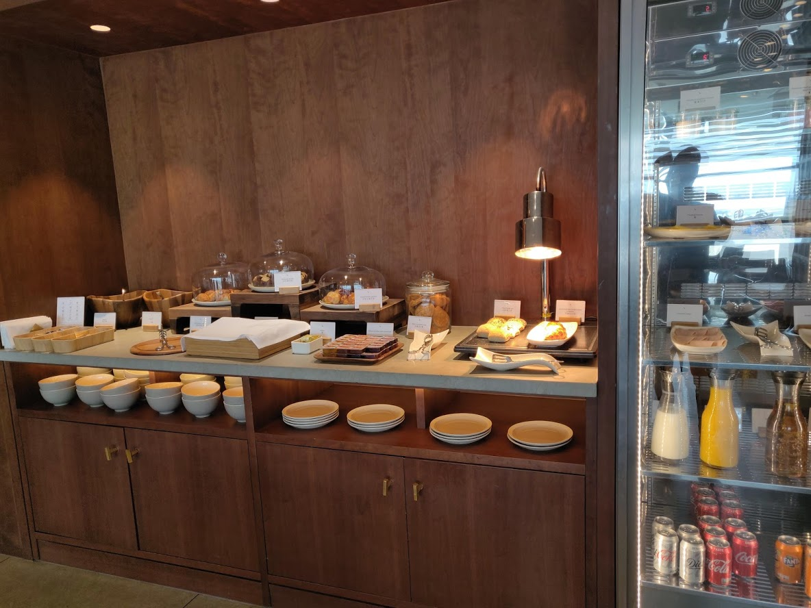 Business Class Pantry