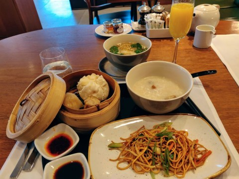 Chinese Set Breakfast