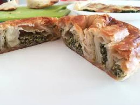 Traditional Burek
