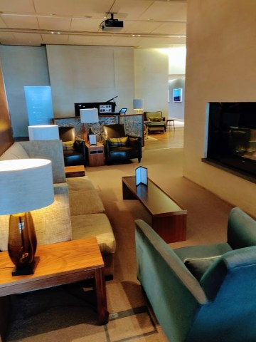 Concorde Room Interior
