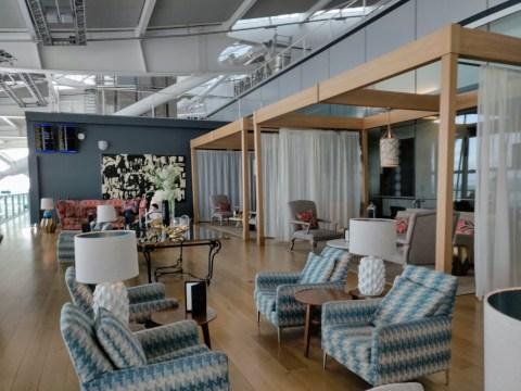 Concorde Room Terrace