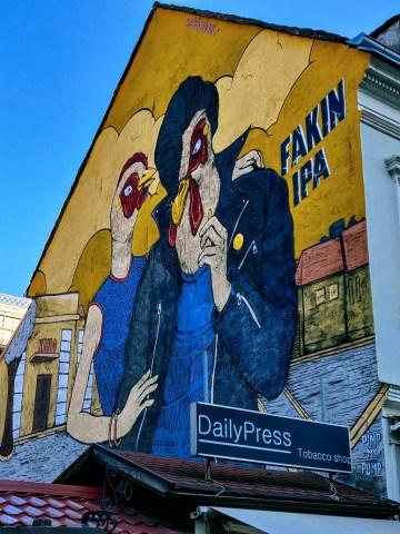 Tkalciceva Street Fakin IPA Two Day Guide to Zagreb