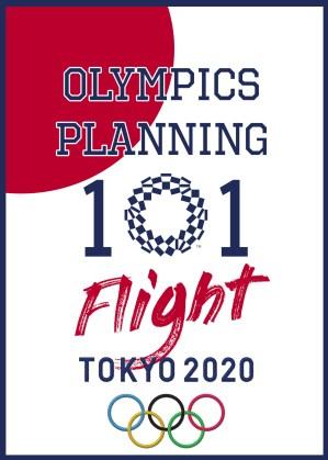 olympics planning 101 - olympics flights
