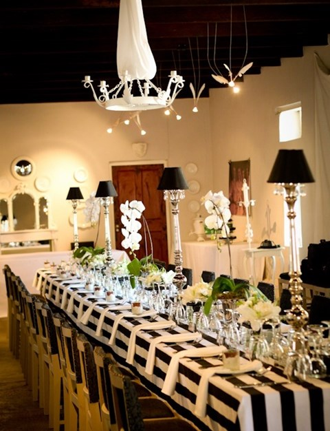 Beautiful And Awesome Party Table Setting Designs Modern Elegant Interior Wedding