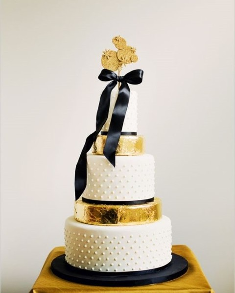 80 Adorable Black And Gold Wedding Ideas   HappyWedd com
