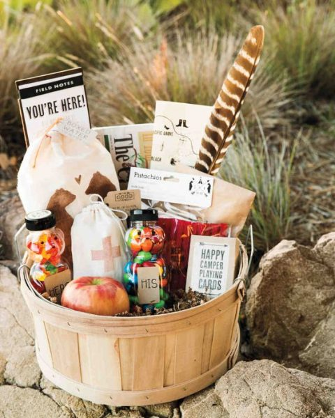 Wedding Welcome Baskets