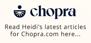 Heidi Hackler articles on Chopra.com