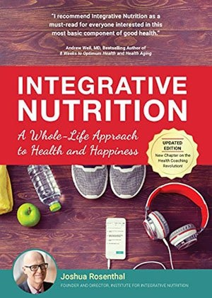 Integrative Nutrition book cover
