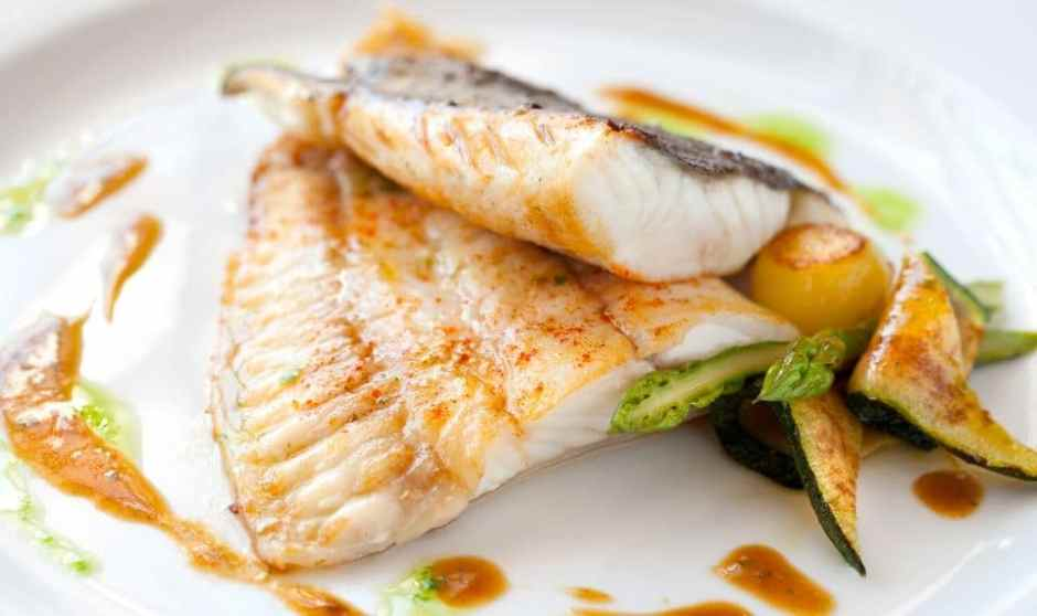 Asian Grilled Fish