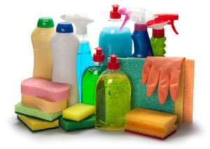Toxic household cleaners