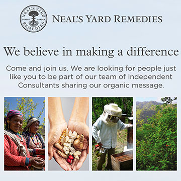 Neal's Yard Remedies Organic Sustainable Health & Beauty http://bit.ly/join-heidi