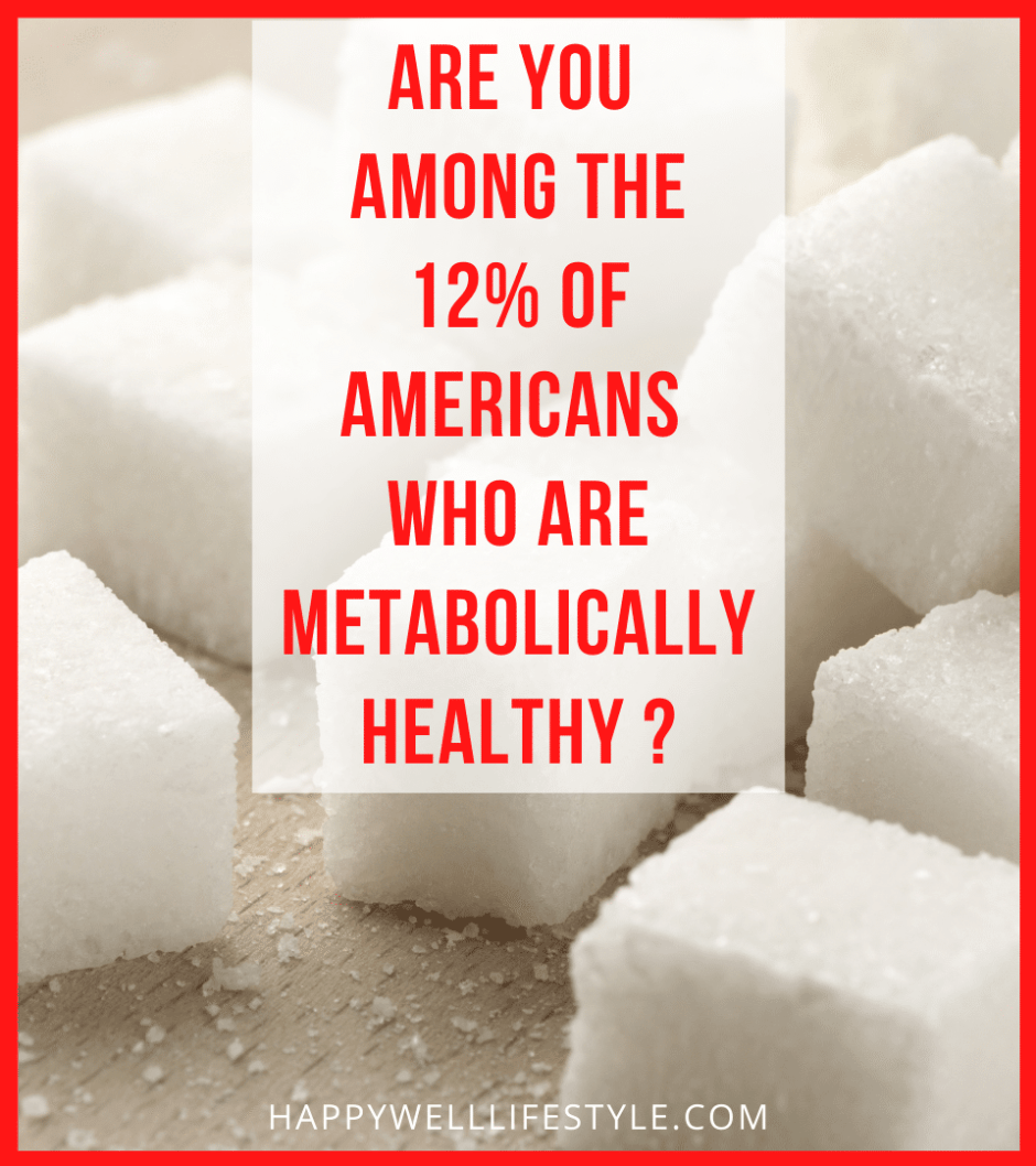 are you metabolically healthy?