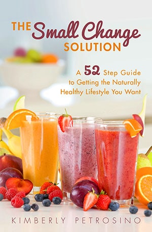 Small Change Your Health book cover