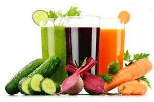 Are You Mineral Deficient? Veggie Juice