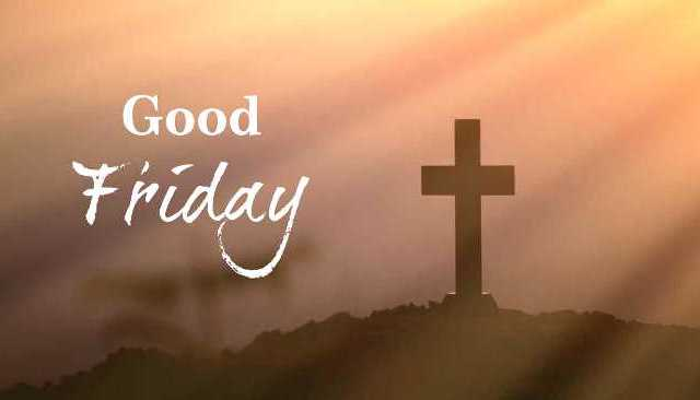 Good Friday 2020 Wishes And Images  For 10 April