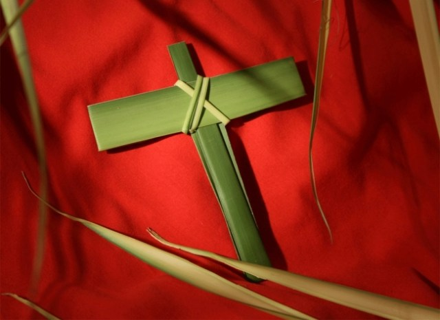 palm sunday scriptures and Verses