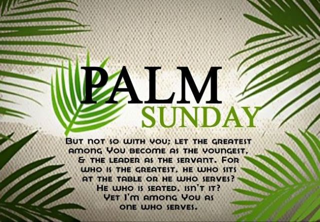 Palm Sunday 2020 Wishes, Quotes