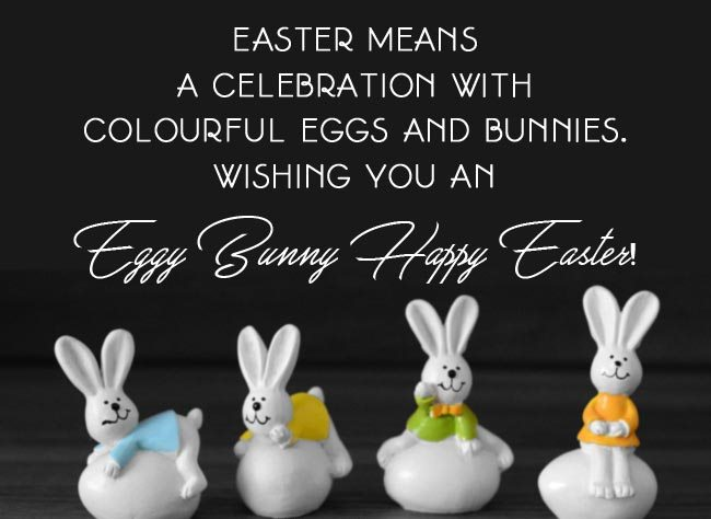 Easter Sunday Greeting Messages