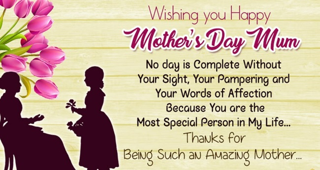 Mothers Day Pictures 2020 and Wishes Images Free