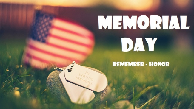 memorial day clip art 2020