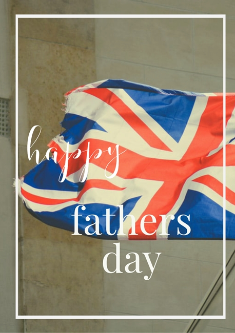 When is Fathers Day 2020 in UK