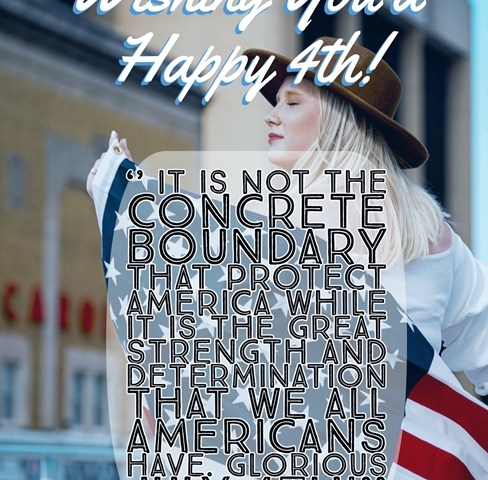 Happy 4th Of July 2020 Messages Images Free On 4th July