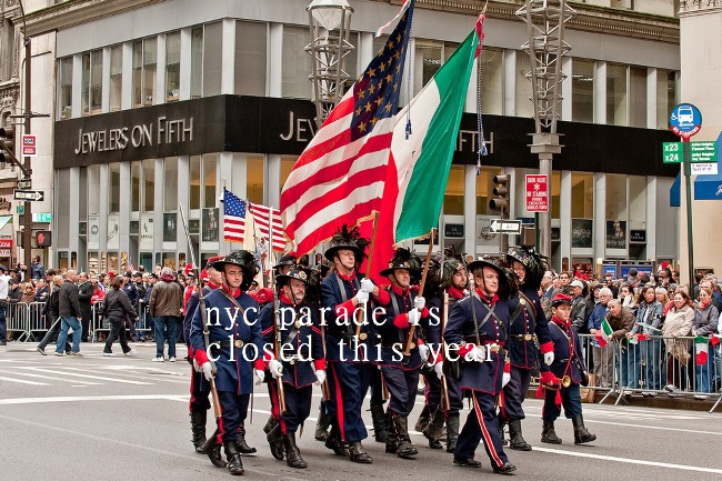 columbus day parade nyc