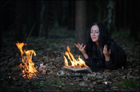 Магия огня_2