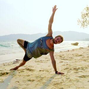 yoga plank
