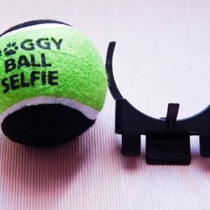 Doggy Ball selfie wanimo