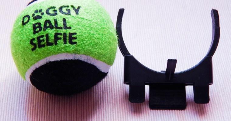 La Doggy Ball Selfie de Wanimo #Happyselfie
