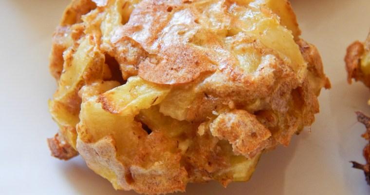 Recette # 2 : Bouchées à la pomme