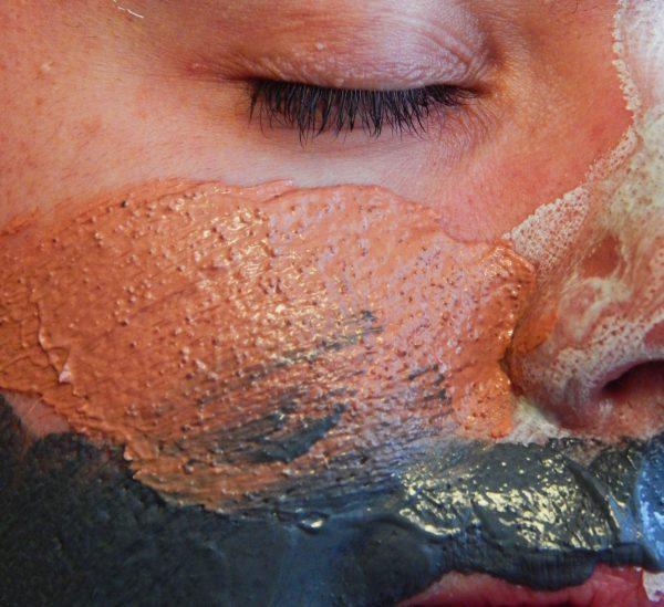 Gels et masques à l'argile de L'Oréal skin expert
