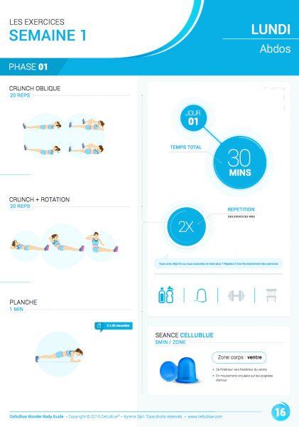 Programme Wonder Body Guide exercices 421x600 - Tous les programmes sportifs que j'ai testé